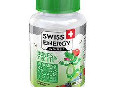 Swiss energy bones teeth